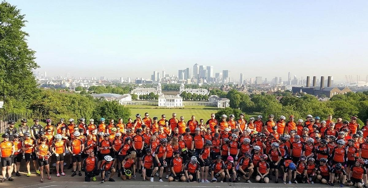 Team Myeloma Ride